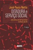 DITADURA E SERVICO SOCIAL - 17ª ED - 9788524923180 - Cortez editora