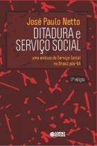 Ditadura E Servico Social - 17 Ed - Cortez