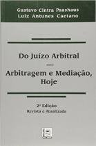 Do Juizo Arbitral - Pillares - 952673
