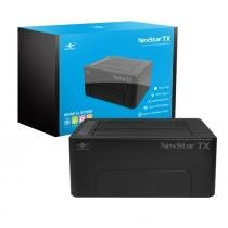 Dock Dual Para Hd/Ssd Vantec Nexstar Tx Nst-D428s3-Bk 2.5 E 3.5 Pol Usb 3.0 -