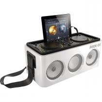 Docking Station 80W Cd Mp3 Usb Microfone Bluetooth M1x-Dj Ds8900 Philips -