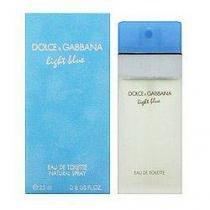 Dolce  Gabbana Light Blue Eau de Toilette Feminino 100ml - Dolce  Gabbana - Dolce  Gabbana