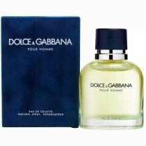 Dolce Gabbana Pour Homme Eau de Toilette Perfume Masculino 40ml - Dolce Gabbana
