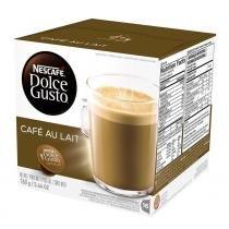 Dolce Gusto Café Au Lait 160g c/ 16 Cápsulas - Nescafé - Nestlé