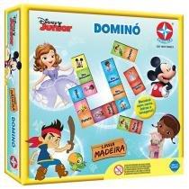 Dominó Disney Junior 28 Peças - Estrela