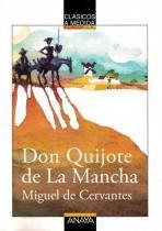 Don quijote de la mancha - Anaya