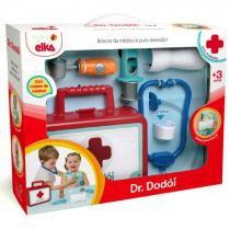 Doutor dodói - kit médico - elka -