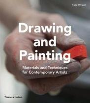 Drawing and Painting - Materials and Techniques for Contempo - Thames  hudson