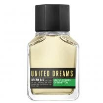 Dream Big for Men Benetton - Perfume Masculino - Eau de Toilette -