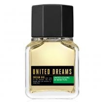 Dream Big for Men Benetton - Perfume Masculino - Eau de Toilette - 60ml -
