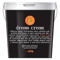 Dream Cream Lola - Máscara Para Cabelos - 3Kg - Lola Cosmetics