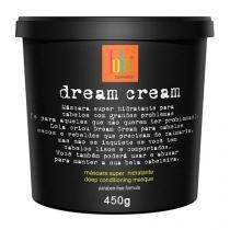 Dream Cream Lola - Máscara Para Cabelos - 450g - Lola Cosmetics