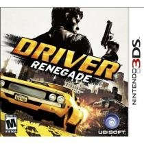 Driver renegade - 3ds - Nintendo