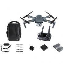 Drone DJI Mavic Pro Fly More Combo - Câmera