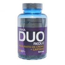 Duo Picolinato de Cromo Cartamo 90Caps Global Nutrition - Vitaminas -