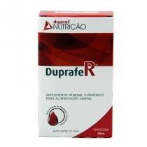 Duprafer 30ml Suplemento Pele Cães e Gatos - Duprat - Descrição marketplace -