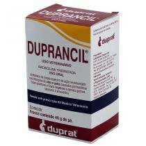 Duprancil Oral 40g Antibiótico Cães e Gatos - Duprat - Duprat