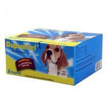 Duprantel Plus Vermífugo Cães 10kg 200 comp - Duprat -