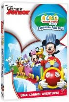 DVD A Casa Do Mickey Mouse - Expresso Piuí Piuí - 1