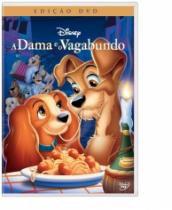DVD A Dama E O Vagabundo - 1