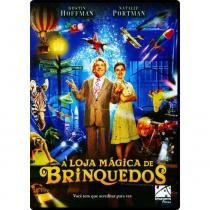 DVD A Loja Mágica de Brinquedos - Imagem