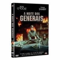 DVD A Noite Dos Generais - Peter OToole, Omar Shariff - 953040