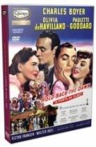 DVD A Porta De Ouro - Charles Boyer, Olivia De Havilland, Paulette Goddard - 1