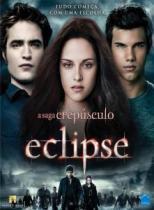 DVD A Saga Crepúsculo - Eclipse - Kristen Stewart, Robert Pattinson - 1