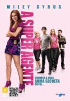 DVD A Super Agente - Miley Cyrus, Jeremy Piven - 952407