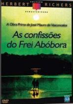 DVD As Confissões Do Frei Abóbora - Norma Bengell, Antonio Bonfim - 953306