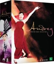 DVD Audrey Hepburn - Couture Muse Collection (8 DVDs) - 952988