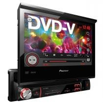 "DVD Automotivo 7"" Pioneer AVH-3580DVD - Pioneer"