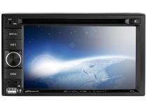 "DVD Automotivo Multilaser Evolve Light - Tela 6,2"" Touch Bluetooth 200W"