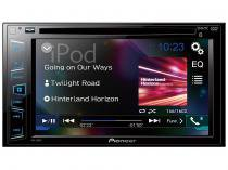 "DVD Automotivo Pioneer AVH-298BT com Bluetooth - Tela LCD 6.2"" Touch 23W RMS"