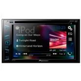 DVD Automotivo Pioneer AVH 298BT, Usb, Rádio AM/FM, Entrada Auxiliar -