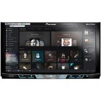 "DVD Automotivo Pioneer AVH-X598TV 7"" Bluetooth - TV USB Waze Spotify entrada para Câmera de Ré"