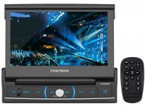 "DVD Automotivo Pósitron SP6320 BT Tela LCD 7"" - Retrátil Touch Bluetooth 80 Watts RMS Entrada USB"