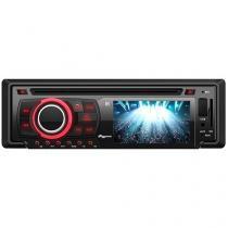 DVD Automotivo Quatro Rodas MTC6616 3?? - Bluetooth USB Auxiliar e Entrada para Cartão SD