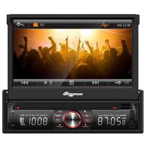 DVD Automotivo Quatro Rodas MTC6617 7?? Touch - Bluetooth USB SD