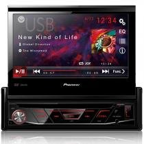 DVD Automotivo Retrátil Pioneer AVH-3880DVD -