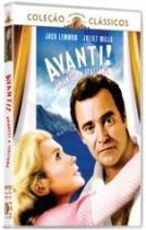 DVD Avanti - Amantes A Italiana - Jack Lemmon, Juliet Mills - 1