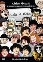 DVD Chico Anysio - Cartão De Visitas - 953076