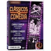 DVD Clássicos Da Comedia Vol.2 - 953650