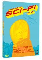DVD Clássicos Sci-Fi Vol. 3 (3 DVDs) - 1