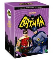 DVD Coleção Batman - A Série Completa Da Televisão (18 DVDs + Camiseta) - 1