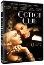 DVD Cotton Club - Richard Gere, Diane Lane - 1