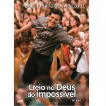 DVD Creio no Deus do Impossível - Ao Vivo - Canção Nova