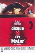 DVD Disque M Para Matar - 1