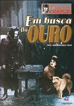 DVD Em Busca Do Ouro - Charles Chaplin, Mack Swain - 953184