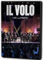 DVD Il Volo - Live From Pompeii - 953093